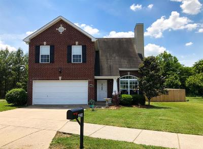 Williamson County Single Family Home Under Contract - Showing: 423 Knob Ct