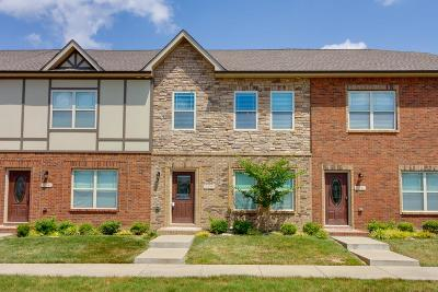 Clarksville Condo/Townhouse Under Contract - Not Showing: 155 Matheson Dr