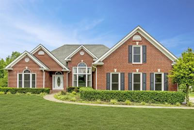 Montgomery County Single Family Home Active - Showing: 2851 Carriage Way
