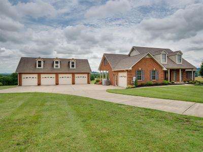 Lebanon Single Family Home For Sale: 5753 Hartsville Pike