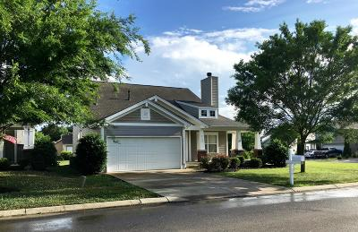 Mount Juliet Single Family Home Active - Showing: 3124 Aidan Ln
