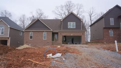 Single Family Home Under Contract - Showing: 52 Griffey Estates