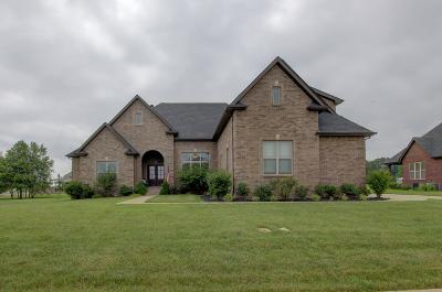 Montgomery County Single Family Home Active - Showing: 3085 Carrie Taylor Cir