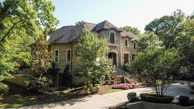 Nashville Single Family Home Under Contract - Showing: 129 Steeplechase Ln