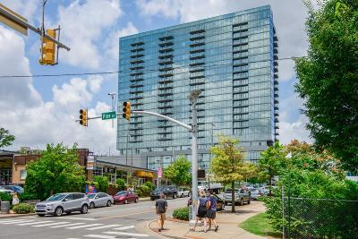 Nashville Condo/Townhouse Active - Showing: 1212 Laurel St Apt 607