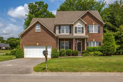 Williamson County Single Family Home Active - Showing: 2569 Milton Ln