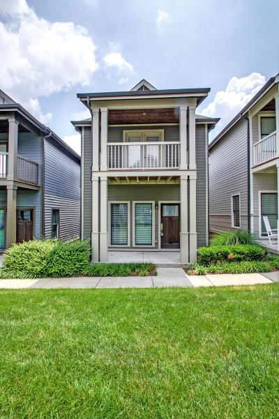 Nashville Single Family Home Active - Showing: 204 Copley Ln