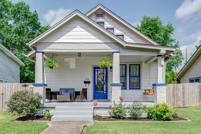 East Nashville Single Family Home Active - Showing: 414 Lockland Dr