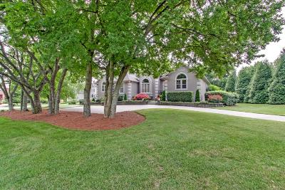 Brentwood Single Family Home Active - Showing: 520 Turtle Creek Dr