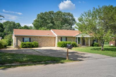 Bel Air Single Family Home Under Contract - Showing: 23 Donelson Dr