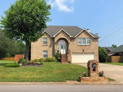 Smyrna Single Family Home Active - Showing: 721 Williamsburg Dr