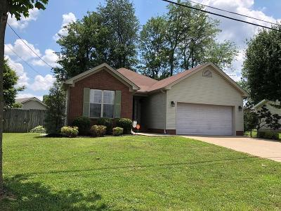 Christian County Single Family Home Active - Showing: 905 L C