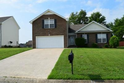 Single Family Home Active - Showing: 1403 Ambleside Dr