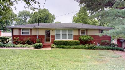 Nashville Single Family Home Active - Showing: 314 Randall Dr