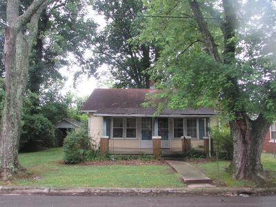 Lawrenceburg Single Family Home For Sale: 503 6th St