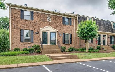 Brentwood  Condo/Townhouse Under Contract - Showing: 5778 Brentwood Trace