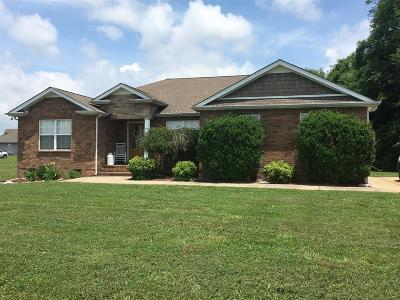 Marshall County Single Family Home Under Contract - Showing: 1836 Austin Tyler Ln