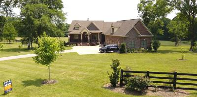 Rutherford County Single Family Home Active - Showing: 4294 Central Valley Rd