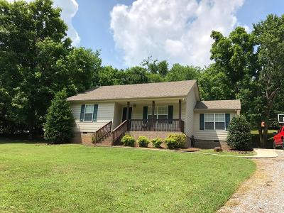 Goodlettsville Single Family Home Under Contract - Showing: 1531 Williamson Rd