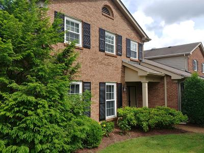 Franklin Condo/Townhouse Under Contract - Showing: 121 Boxwood Dr