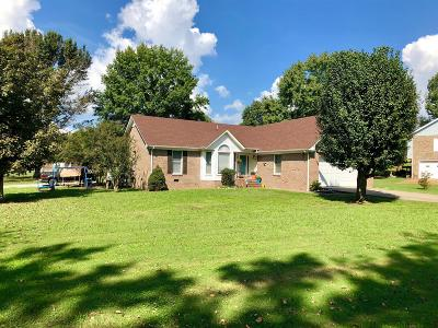 Marshall County Single Family Home Active - Showing: 1036 Green Valley Dr