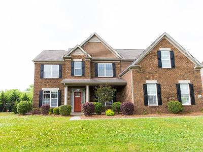 Lebanon TN Single Family Home Under Contract - Showing: $409,900