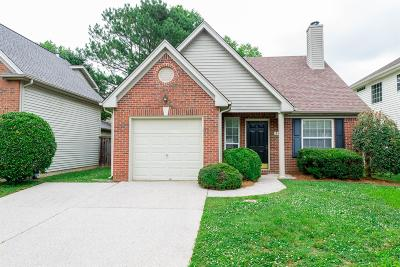 Williamson County Single Family Home Active - Showing: 504 Kendall Ct