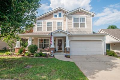 Hermitage Single Family Home Under Contract - Showing: 2433 Pleasant Springs Ln
