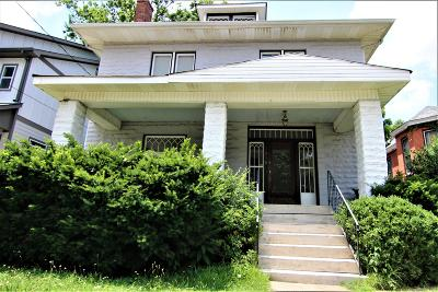 Nashville Single Family Home Active - Showing: 1019 15th Ave S