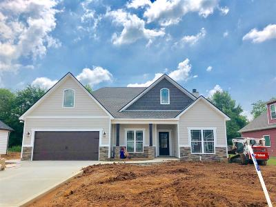 Rutherford County Single Family Home Under Contract - Not Showing: 628 Laurel Lane, Lot 234