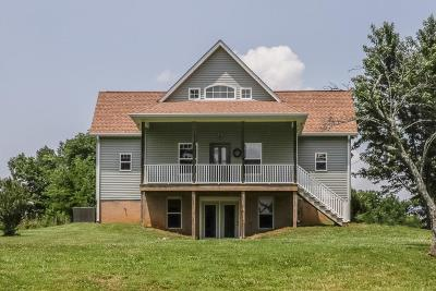 Marshall County Single Family Home Active - Showing: 976 Double Bridge Rd