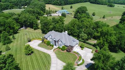 Shelbyville Single Family Home Active - Showing: 364 Blue Stocking Hollow Rd