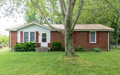 Robertson County Single Family Home Active - Showing: 351 Dawn Dr