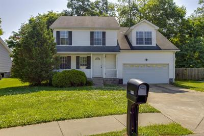 Arbour Greene South Single Family Home Under Contract - Showing: 3649 Kendra Ct S