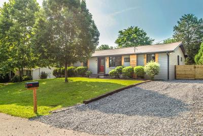 Nashville Single Family Home Under Contract - Showing: 405 Kinhawk Dr