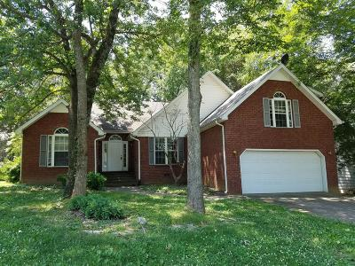 Rutherford County Single Family Home Active - Showing: 612 Woodland Hills Dr