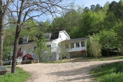 Hohenwald Single Family Home For Sale: 750 Piney Creek Rd