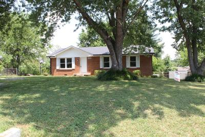 Clarksville Single Family Home Active - Showing: 309 Ridgeline Dr