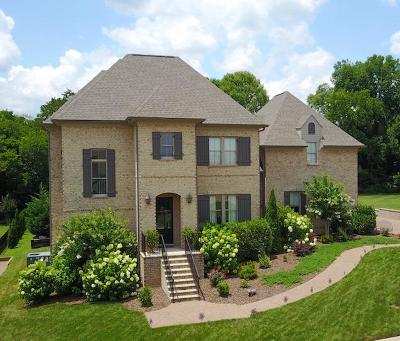 Williamson County Single Family Home Active - Showing: 4017 Old Light Circle