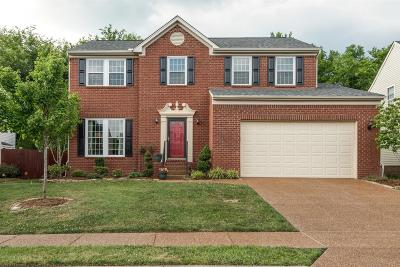 Franklin Single Family Home Under Contract - Showing: 3250 Nolen Ln