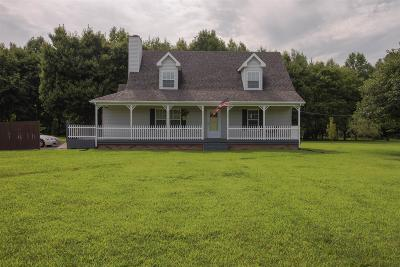 Robertson County Single Family Home Active - Showing: 2854 Dick Farmer Rd