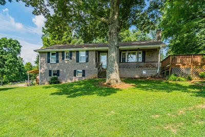 Erin Single Family Home Under Contract - Not Showing: 242 Wolf Pit Ln