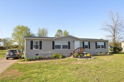 Lebanon TN Single Family Home Active - Showing: $159,855