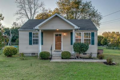 Davidson County Single Family Home Active - Showing: 749 23rd St