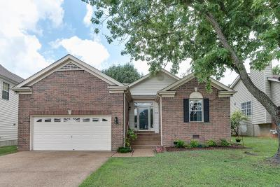 Franklin Single Family Home Active - Showing: 2238 Falcon Creek Dr