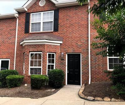 Franklin Condo/Townhouse Under Contract - Not Showing: 1101 Downs Blvd Apt I103