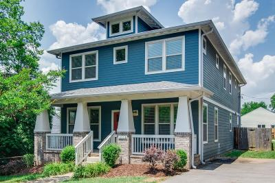 Nashville Single Family Home Active - Showing: 4100 B Wyoming Ave