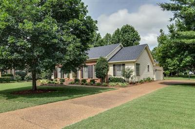 Franklin Single Family Home Under Contract - Showing: 1504 Holmes Cir