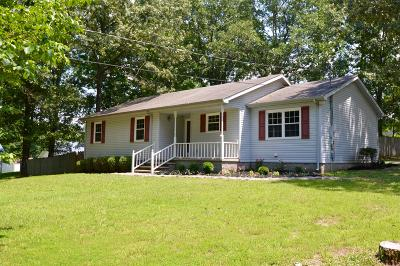 Dickson Single Family Home Under Contract - Showing: 218 Nottingham Rd