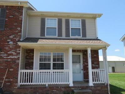 Oak Grove Rental Active - Showing: 207 Tree Line Dr #207